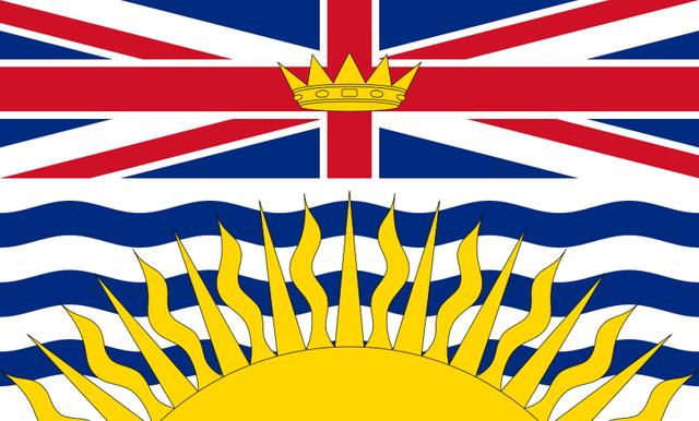 British Columbia becomes apart of Canada