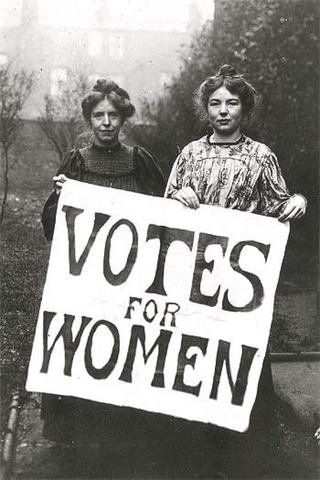 Women Obtain the Right to Vote Federally