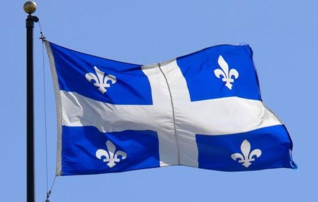 New Quebec Flag
