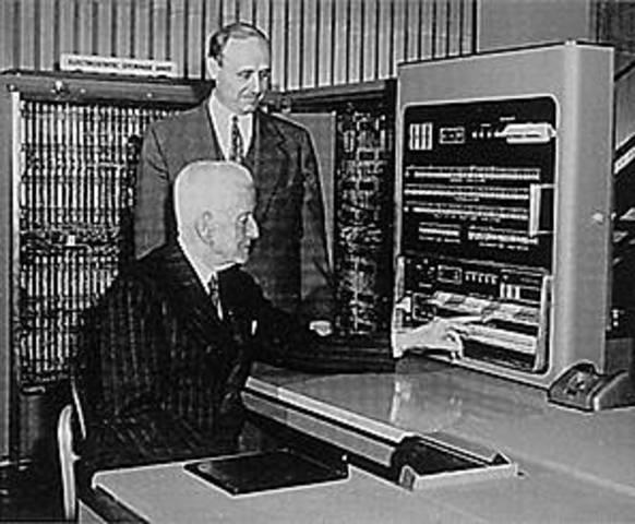 Computadora de 1952