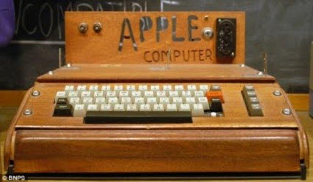 Computadora de 1956