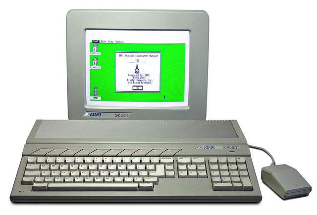 computadora de 1985
