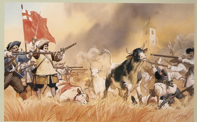 Primera Guerra Civil Inglesa