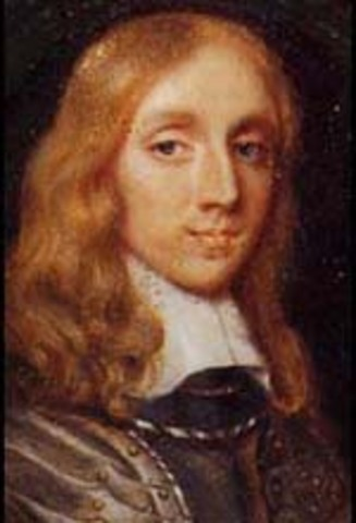 Muere Oliver Cromwell.