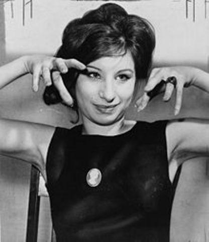 Barbra Streisand (broadway)
