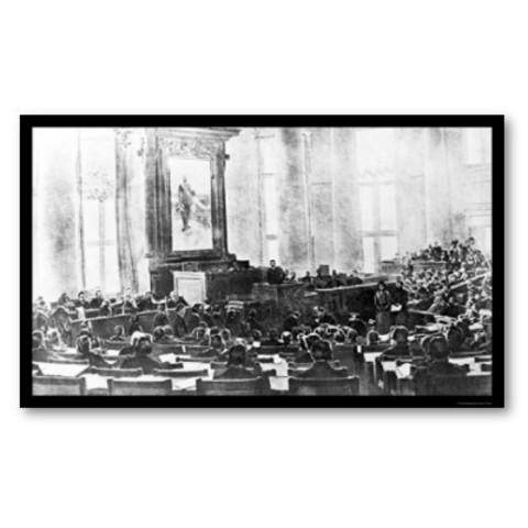Revolucion que derrocó a Nicolas 2