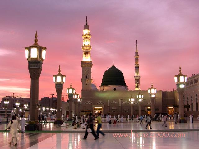 Muhammad emigrates
