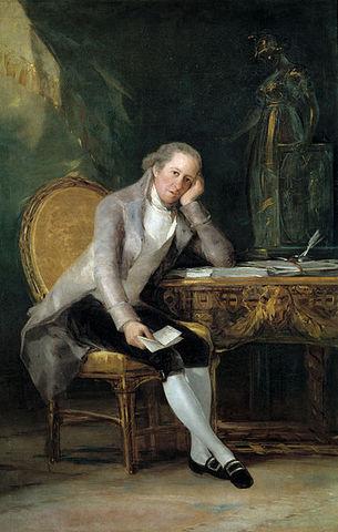 Gaspar Melchor de Jovellanos wrote the Honest Offender