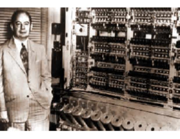 1generacion (1945 / 1958 ) ENIAC