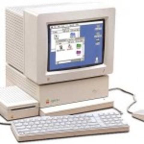 Mi primera vez con el computador