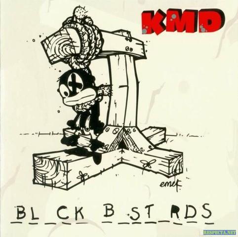 """Вышел второй и последний альбом группы KMD """"Black Bastards"""""""