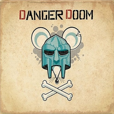 """DOOM записывает совместный альбом """"Danger Doom"""" с американским мультиинструменталистом Danger Mouse."""