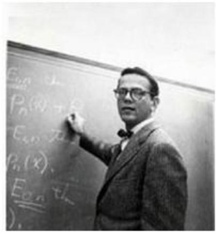 1963- En la Universidad de Stanford