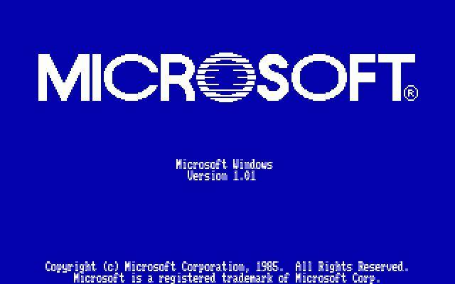 MICROSOFT 1.0