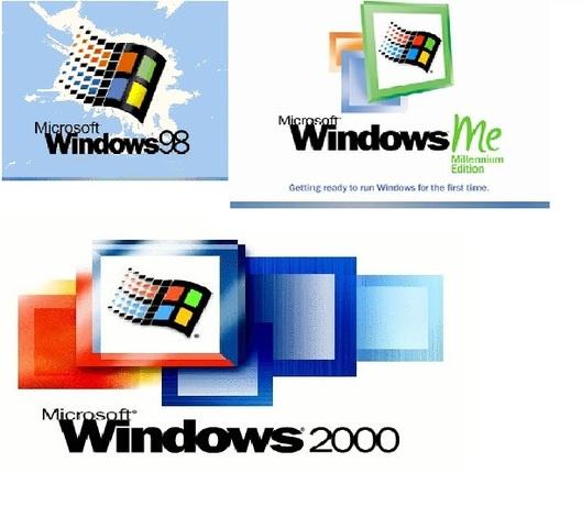 WINDOWS 98 , ME , 200