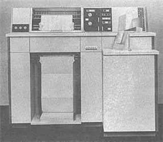 la UNIVAC M460
