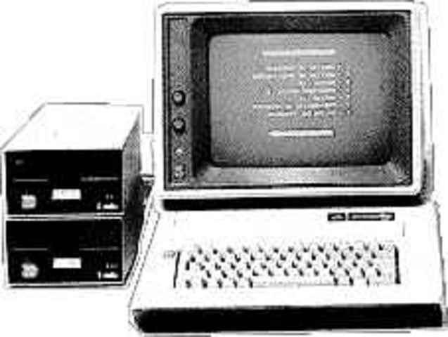 La primer micro computadora de uso masivo.