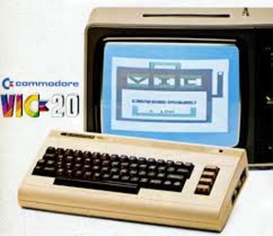 4 Generacion VIC-20