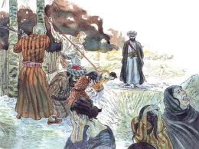 Extermination of the Bani Quraizah Jews