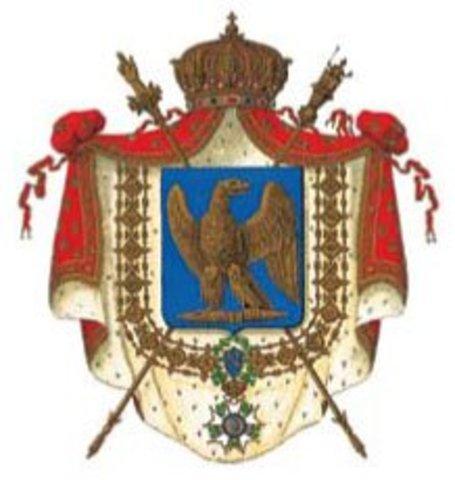 Luis Napoleón III es nombrado Emperador.