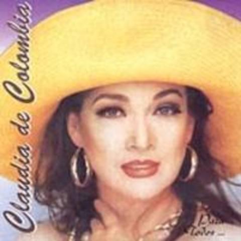 Empieza carrera como cantante Claudia de Colombia