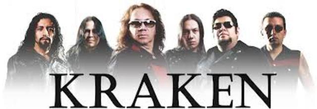 Se funda la banda Kraken
