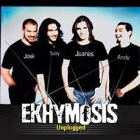 Se funda la banda Ekhymosis