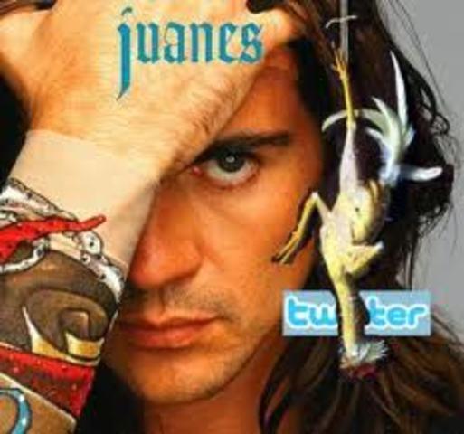 Juanes se lanza como solista