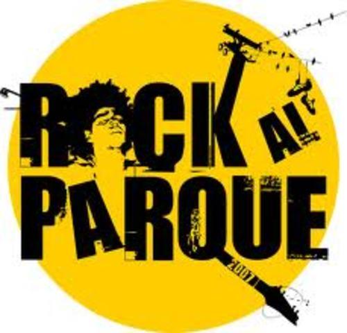 Inicia rock al Parque