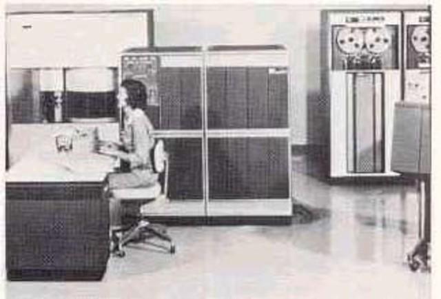 IBM envió la mainframe IBM 1401
