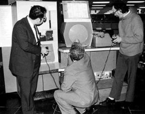 SpaceWars  Y PDP-1