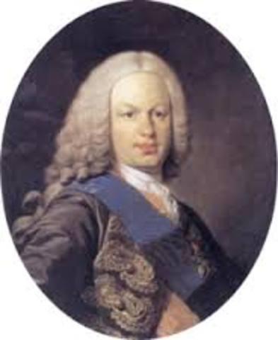 Reign Ferdinand VI