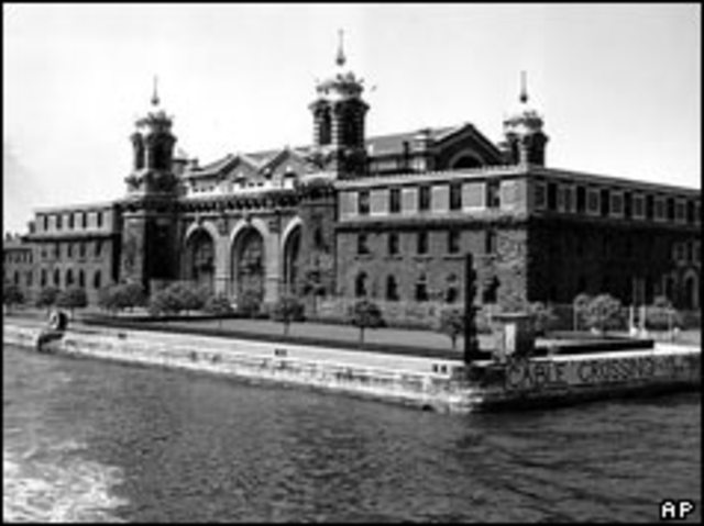 Ellis Island Closes