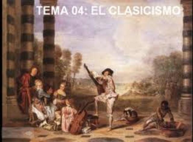 CLASICISMO 1750