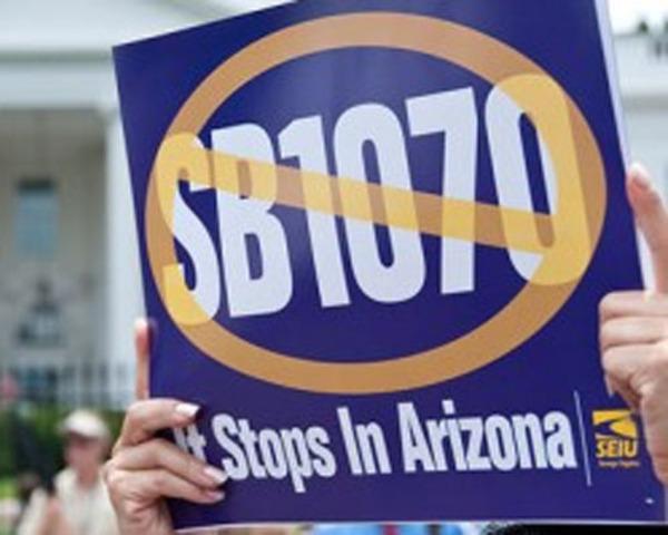Arizona Bill (SB 1070)