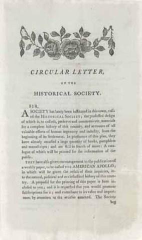 Massachusetts Circular Letter