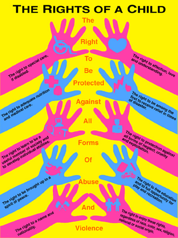 CONVENTION ON THE RIGHTS OF CHILD