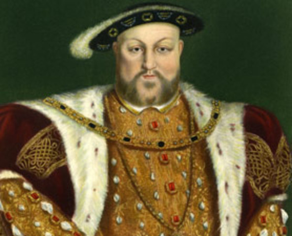 Birth and Young Life of Henry VIII