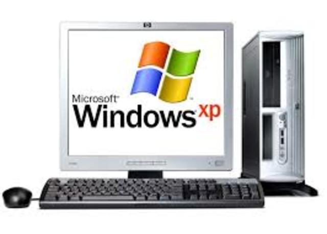 mi primera ves junto a un computador