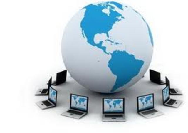 La internet  impulso el comercio de los computadores
