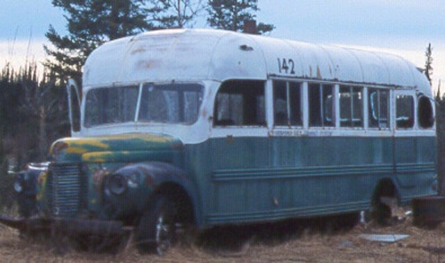 Magic Bus Day.