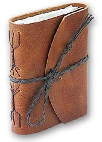 Hunting Journal.