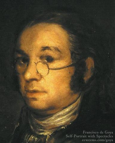 Francisco Goya was born