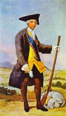 Goya: painter of Charles III