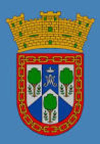 Explica el simbolo del escudo.