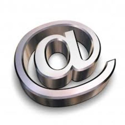 se envia el primer correo