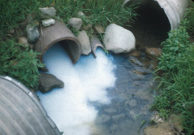 Federal Clean Water Act passed