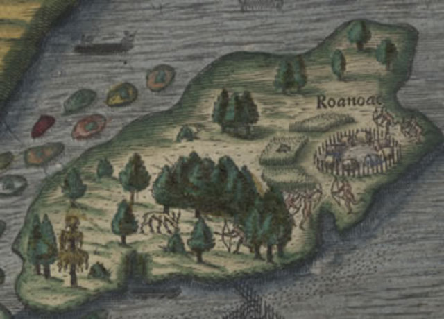 England's First Colony