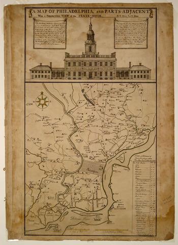 Philadelphia Founded
