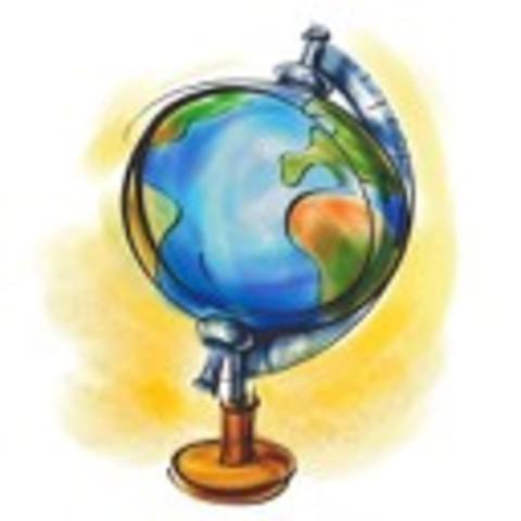 Martin Behaim- first map globe